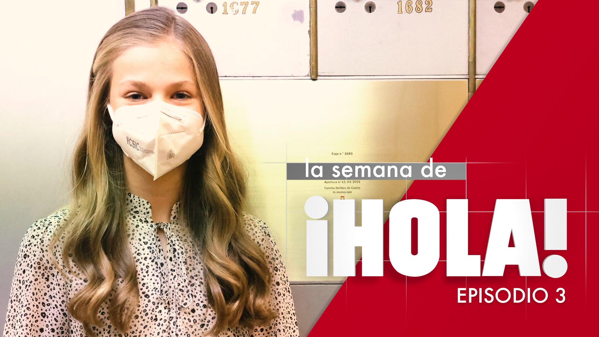 La semana de ¡HOLA! - Episodio 3