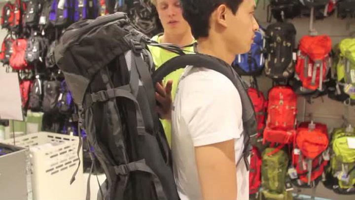 Hvordan justere og tilpasse ryggsekk