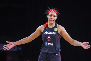 Las Vegas Aces defeat Indiana Fever, 74-71 – HIGHLIGHTS