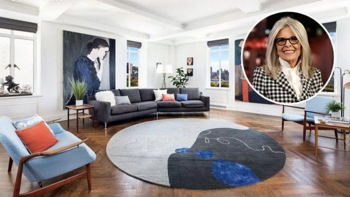 Diane Keaton Lists New York Apartment She Bought After 'Annie Hall'