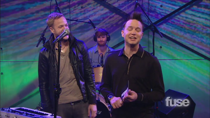 """Web Exclusive: Imagine Dragons Perform """"Round and Round"""" - Hoppus on Music"""
