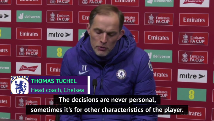 Tuchel hails Ziyech performance to send Chelsea to FA Cup final