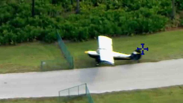 Piloten klarte ikke stoppe flyet: – Evakuer, evakuer NÅ!