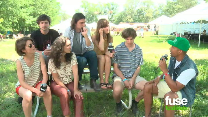 Festivals: Bonnaroo 2013: How Did Dirty Projectors End Up Collaborating with J. Cole?