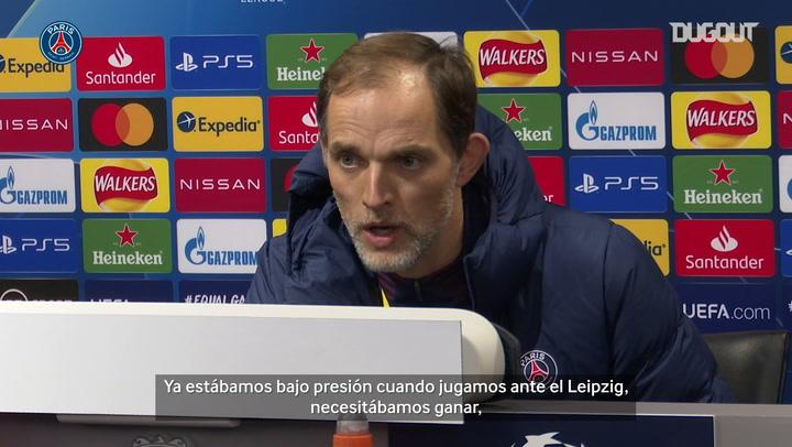 Tuchel: 'Venimos a Old Trafford a ganar'