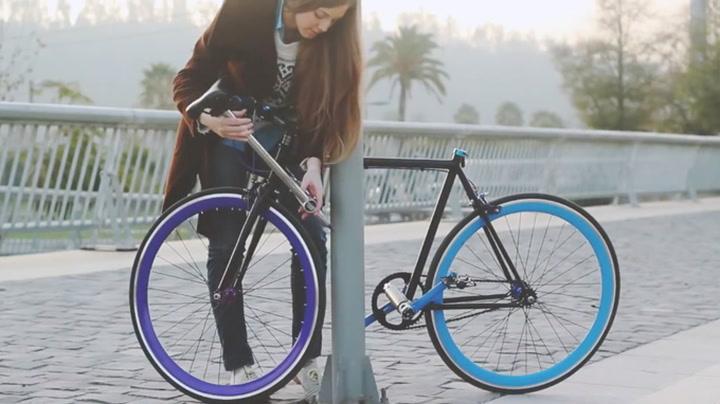 Sykkelen som er «umulig» å stjele