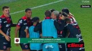 Alajuelense echa a Olimpia de la Liga de Concacaf en los lanzamientos de penal