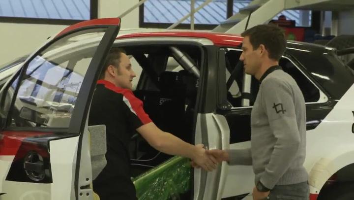 Sebastien Ogier firma por un año con Toyota