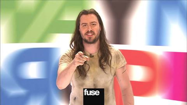 Shows: Party Playlist: Andrew WK Twitter 4