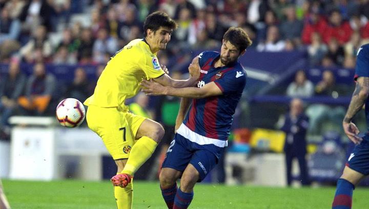 LaLiga: Resumen y Goles del Partido Levante (0) - (2) Villarreal del 10/03/2019