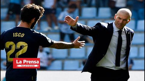 Celta de Vigo 1-3 Real Madrid (Liga de España)