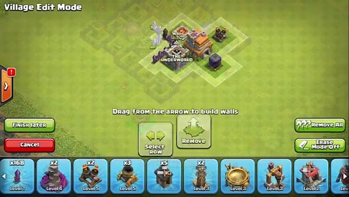 Clans of upgrade clash Clash of