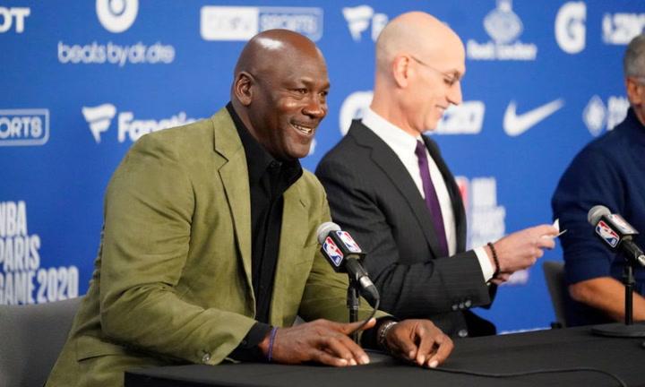 Michael Jordan talks potential of James Harden scoring record