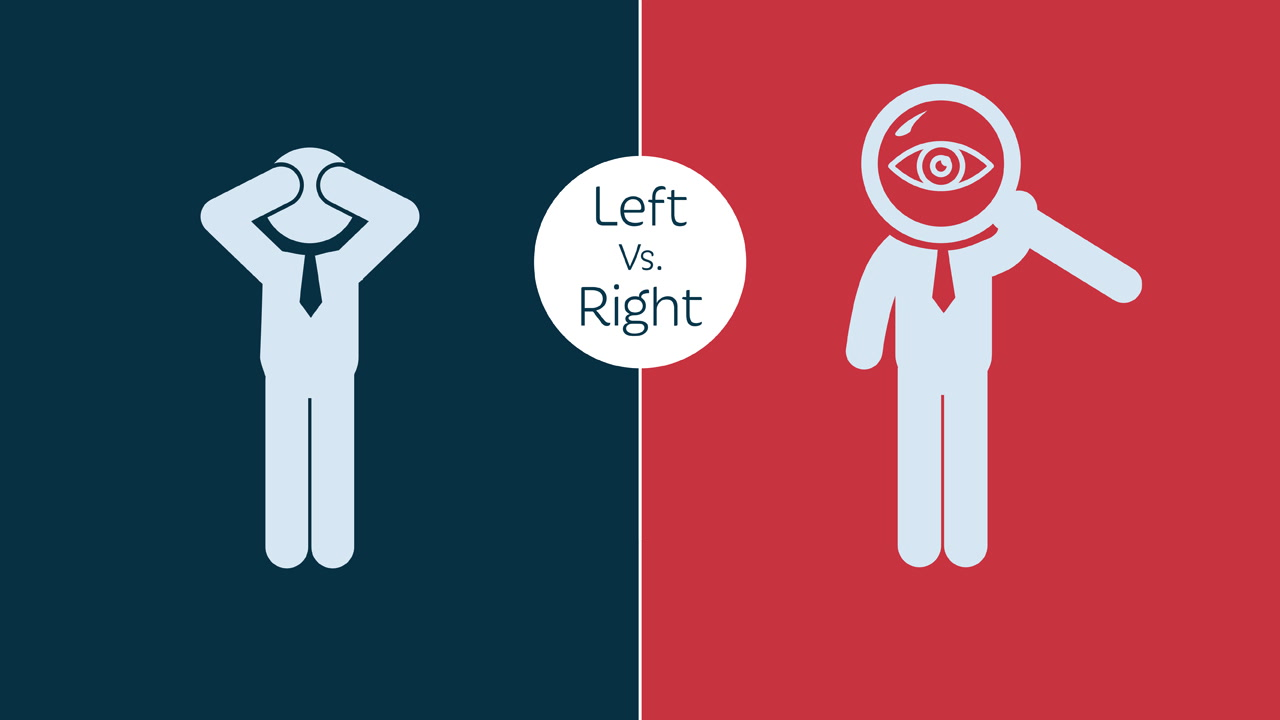How Do You Deal With Painful Truths? Left vs. Right #4