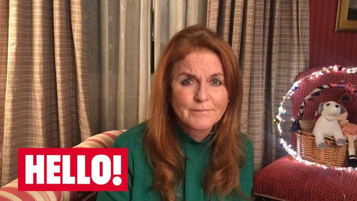 Sarah Ferguson joins our #HelloToKindness appeal