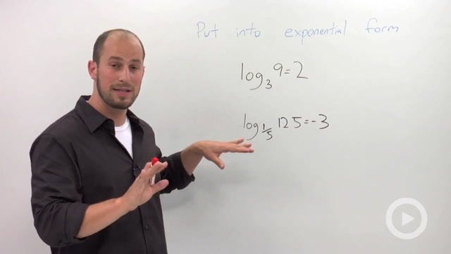 Introduction to Logarithms  - Problem 2