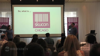 Welcome to skucon Chicago with Mark and Catherine Graham