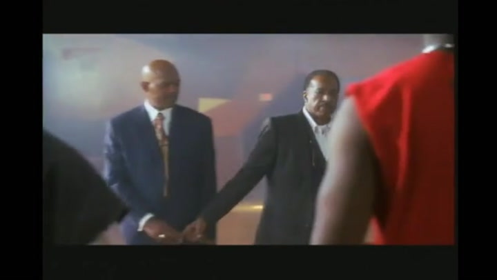 Coach Carter - exclusive clip