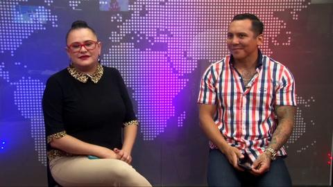 Edwin Luna de La Trakalosa de Monterrey habla de su visita a Honduras y de Katherine Banegas