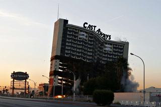 Castaways Implosion