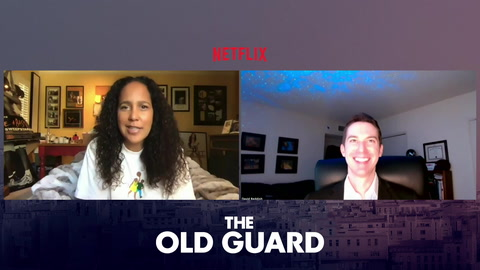 Director Gina Prince-Bythewood injects gay love into sci-fi action with 'The Old Guard'