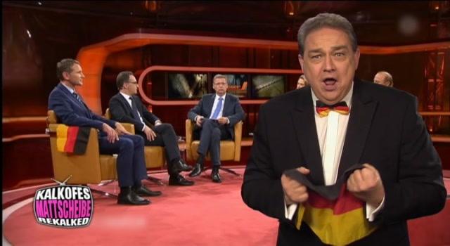 Günther Jauch - Talkshow - Björn Höcke AfD