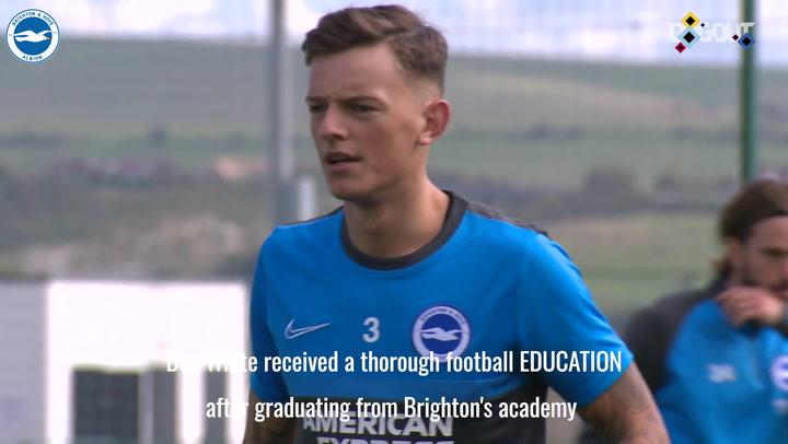 Ben White's rise at Brighton and Hove Albion