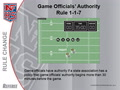 Officials Game Authority