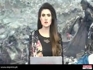 کراچی میں کچرے کے ڈھیر اور گندگی نے عوام کی زندگی مشکل بنا دی