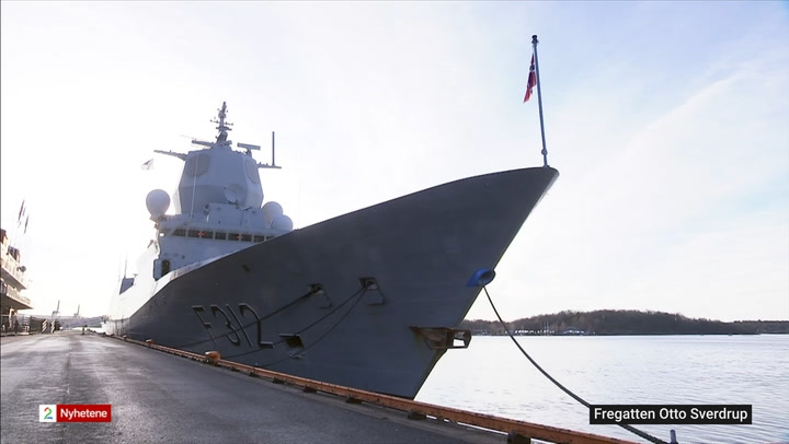 Fregatten Otto Sverdrup