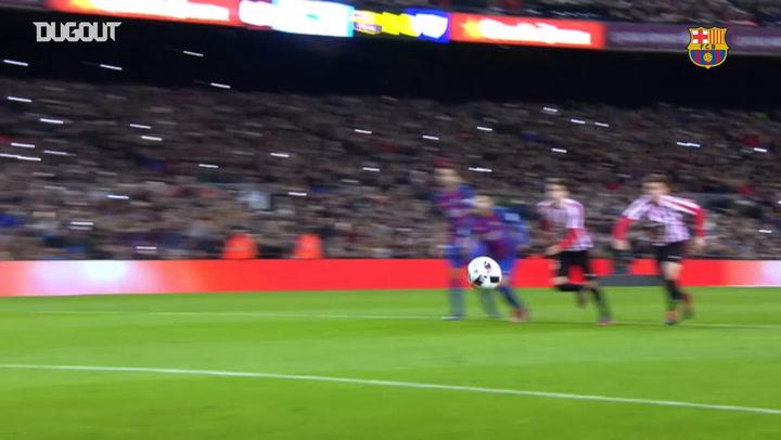 Barcelona'nın Copa del Rey'de Yaptığı En İyi Geri Dönüşler