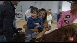 Exceptional Rodeo held for Las Vegas special-needs kids – Video