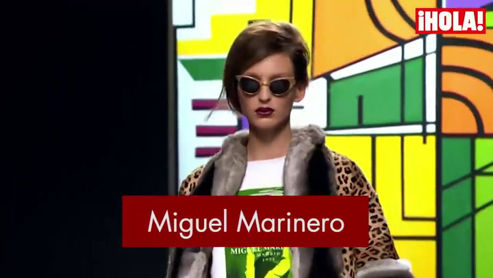 Fashion Week Madrid otoño-Invierno 2015-2016: Miguel Marinero