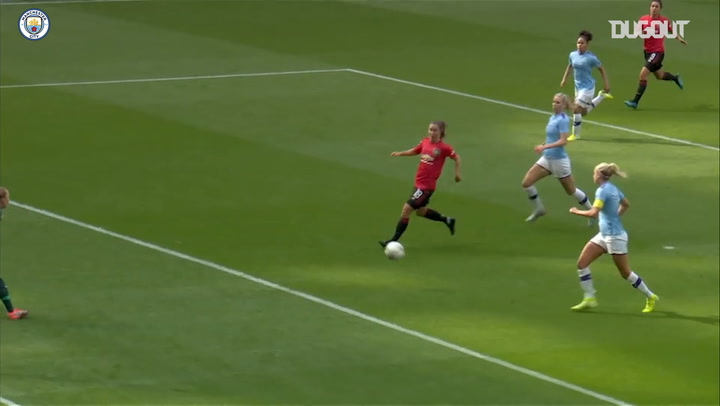 Ellie Roebuck's best saves for Manchester City