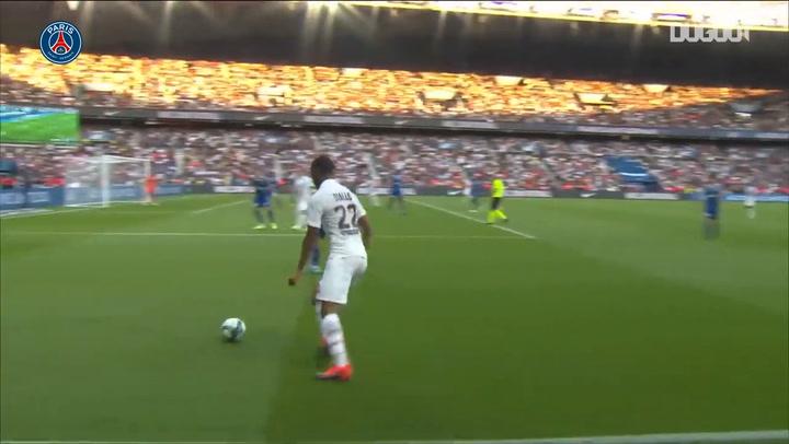 Neymar Jr's incredible last minute winner against Strasbourg