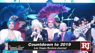 Recap the Countdown on Fremont Street — VIDEO
