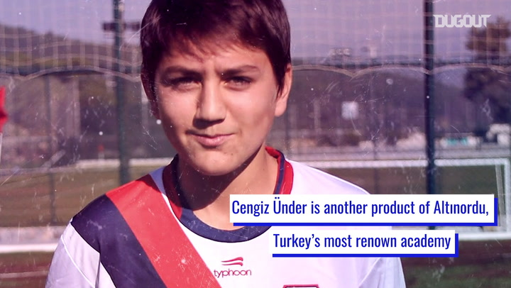 Cengiz Ünder's speedy rise to the Premier League