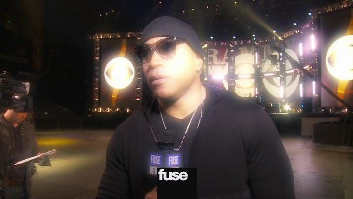 Interviews: Grammy Rehearsals