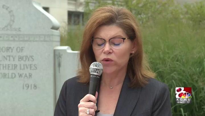 Hoagenson criticizes Hartzler over Trump-Russia silence