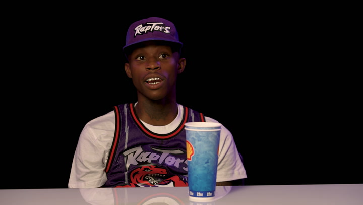 """Quando Rondo Takes A Lie Detector Test: Which is Better """"Life B4 Fame"""" or """"QPac""""?"""