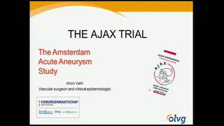 Disappointment from the Ajax trial: no benefit from rEVAR