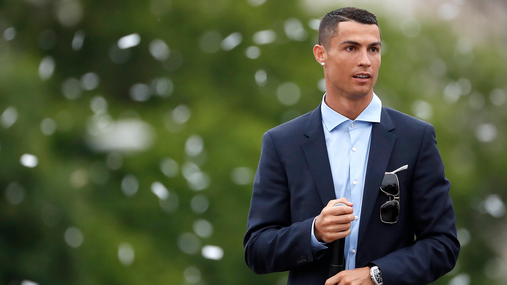 Cristiano Ronaldo, una historia de lucha y superación