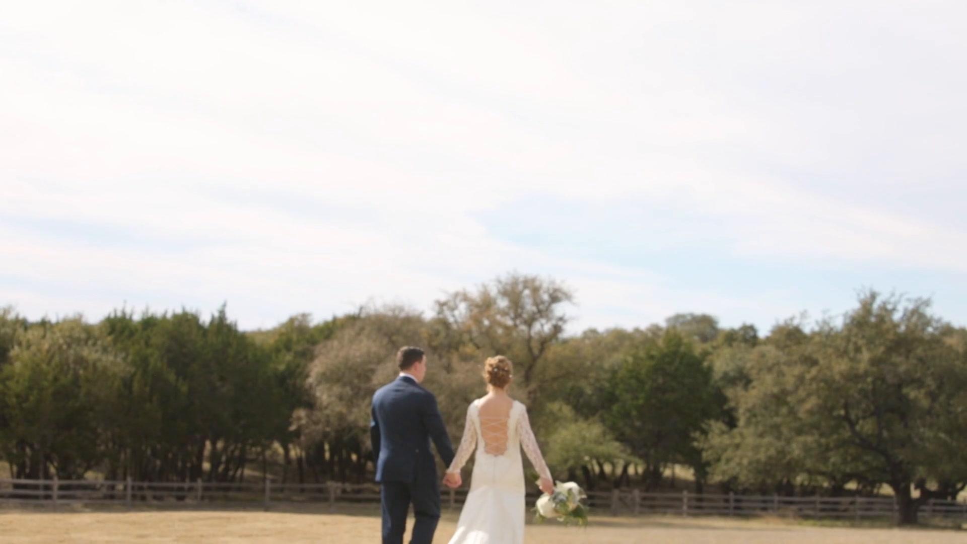 Abby + Hunter | Lampasas, Texas | Hidden River Ranch