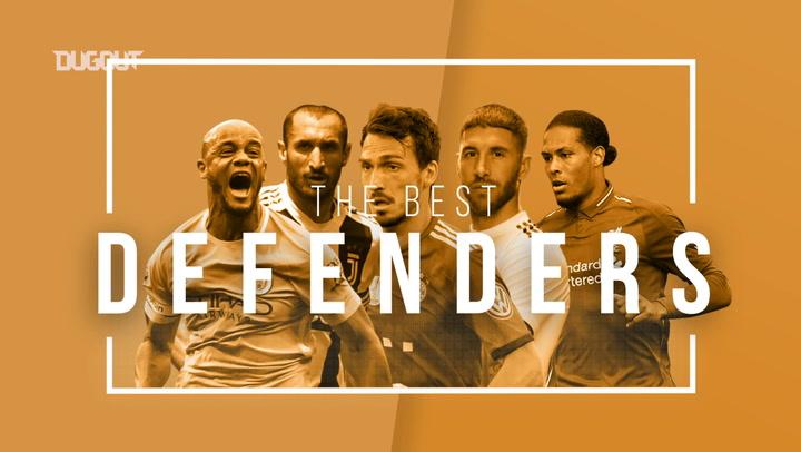 Best Defenders: Leo Matos