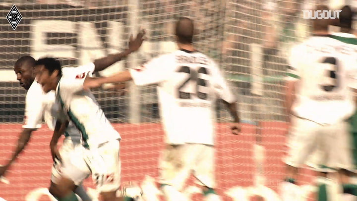 Borussia Mönchengladbach's South American stars
