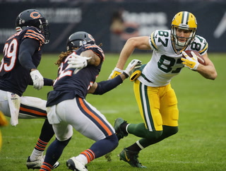 Raiders land Jordy Nelson for 2 years, $15M