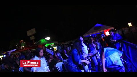Big Boy hizo suspirar a los sampedranos en el Urban Fest
