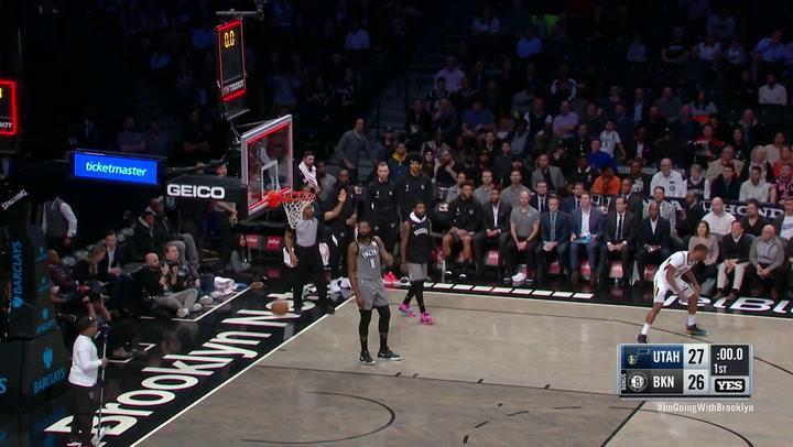 Las 10 mejores jugadas de la jornada de la NBA del 14 de enero 2020