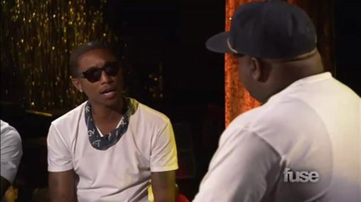 Shows:N.E.R.D. On Lay It Down