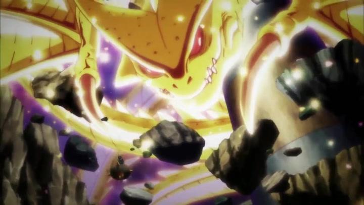 Dragon Ball Lore Super Shenron